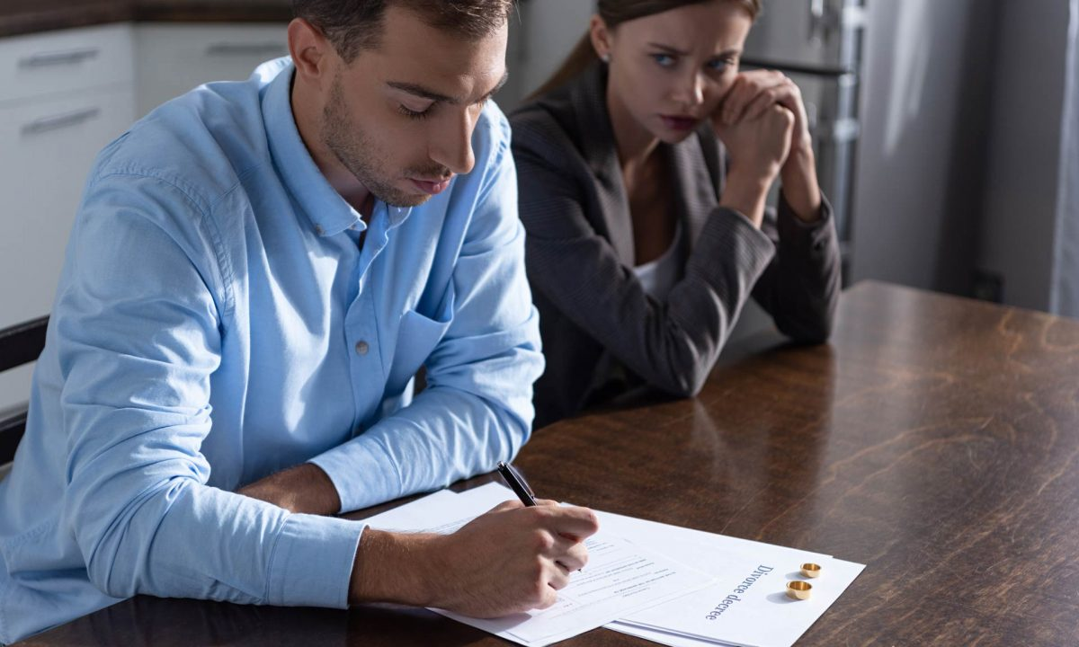 How Does Date of Separation Affect Divorce?